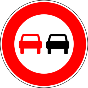 npanneau code caen auto école
